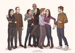 Agents of SHIELD - Season 5 Tribute