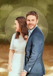 Fitzsimmons - Wedding Portrait