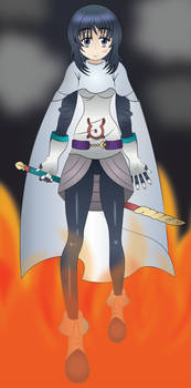 Conqueror Of Flames Shizue Izawa / Shizu