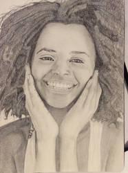 Portrait - Smiling Woman