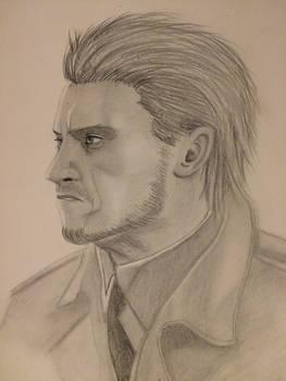 Metal Gear Solid - Solid Snake