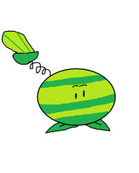 Melon-pult by Packers99