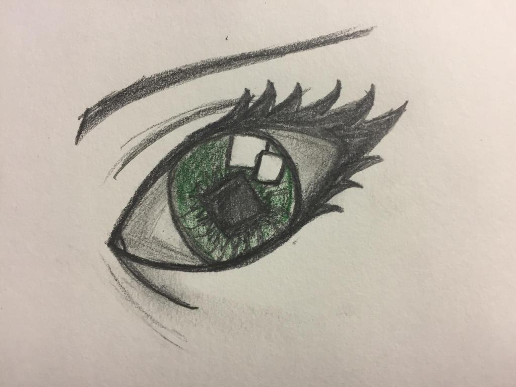 Eyes #1 by homeschool-sorceriss