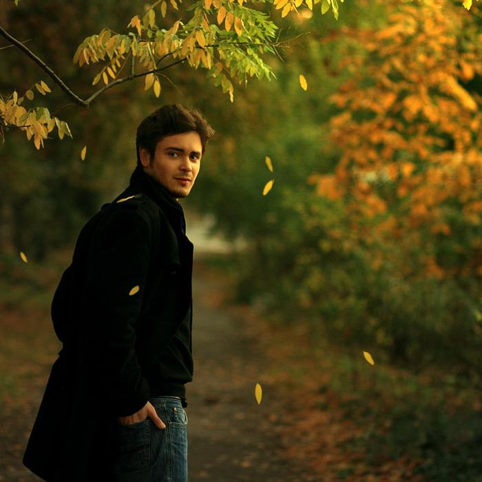 Autoportrait.. by Khomenko