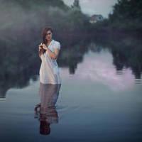 Quiet Water.. by Khomenko