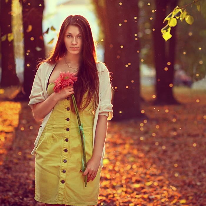 Pour Une Fois.. by Khomenko
