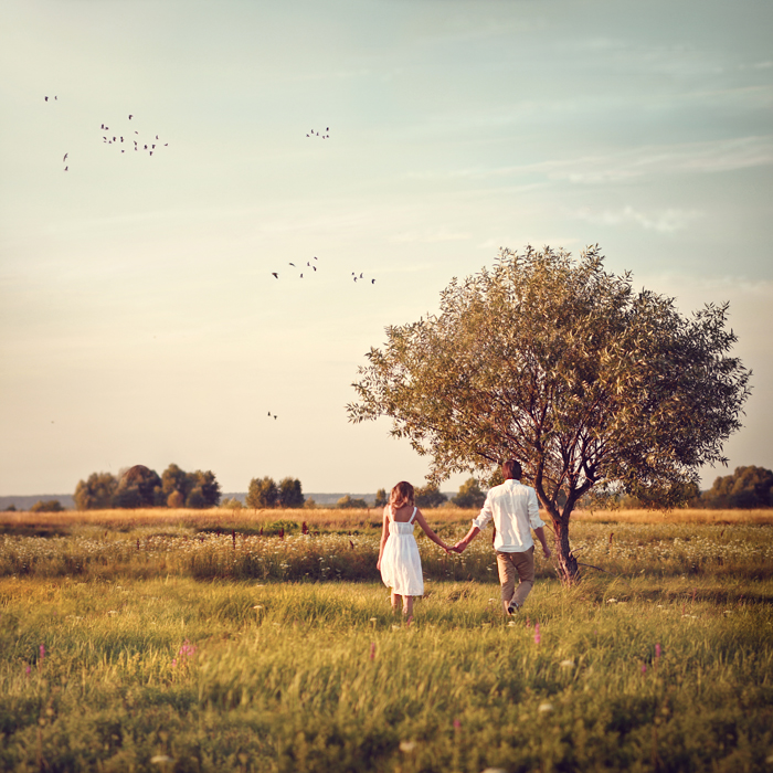 Somewhere Only We Know.. by Khomenko
