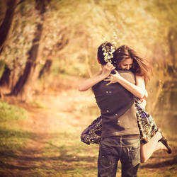 Let Love In.. by Khomenko