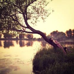 Sunset.. by Khomenko