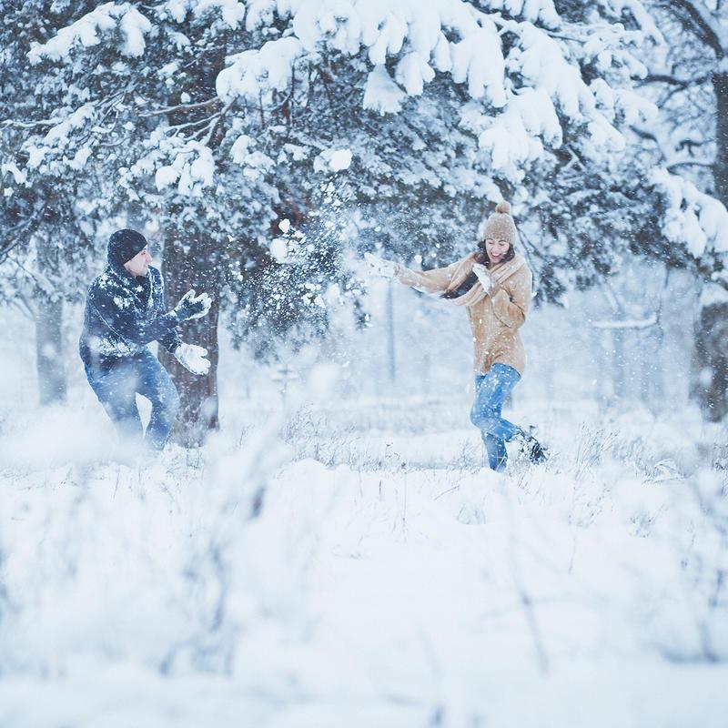 Winter games by Khomenko