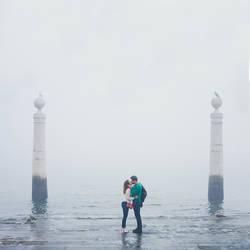 Foggy by Khomenko