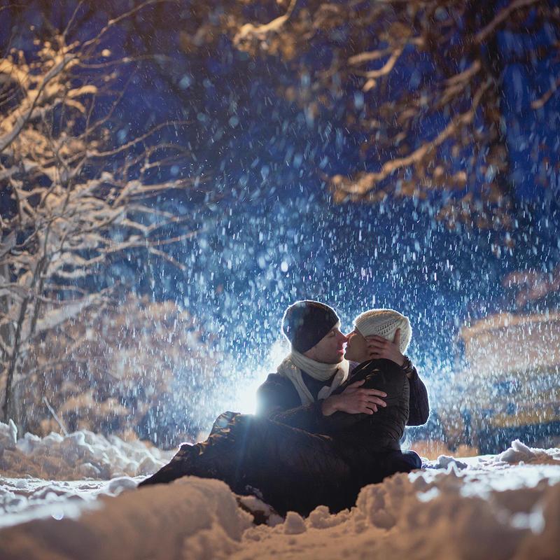 like fireflies.. by Khomenko