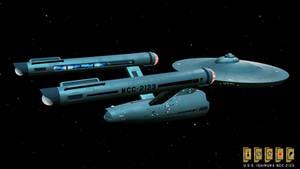 USS Ishimura Redux by hallgarth