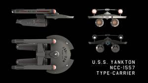 USS Yankton Orthos by hallgarth