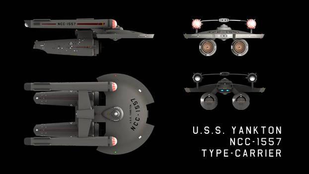 USS Yankton Orthos