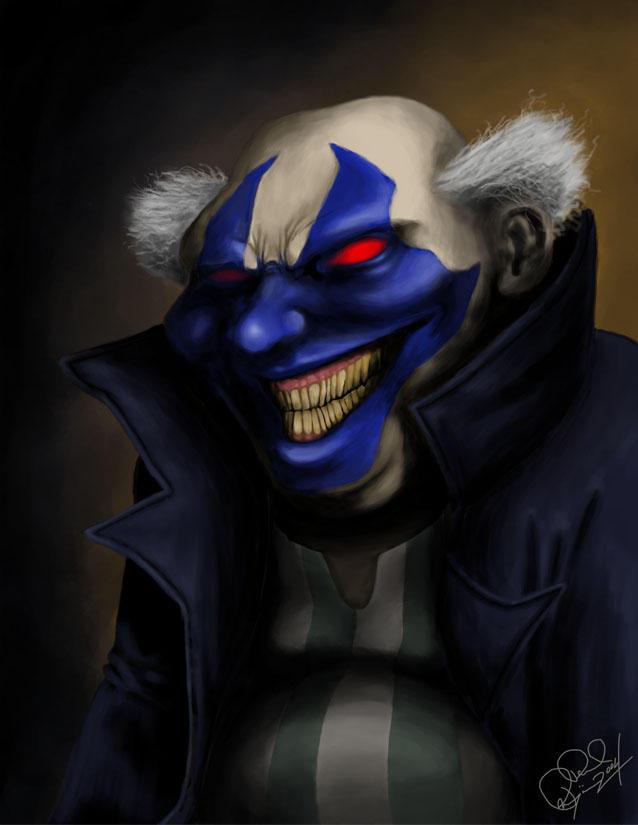 Clown - Violator by mafaka on DeviantArt