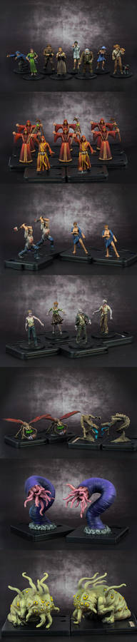Mansions of Madness (Miniatures)