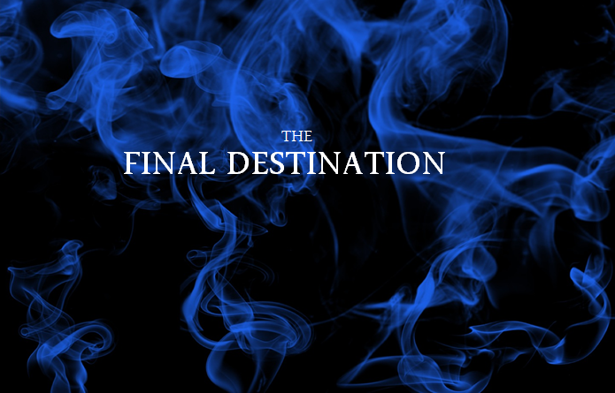 The Final Destination Logo Remade By Picture2841