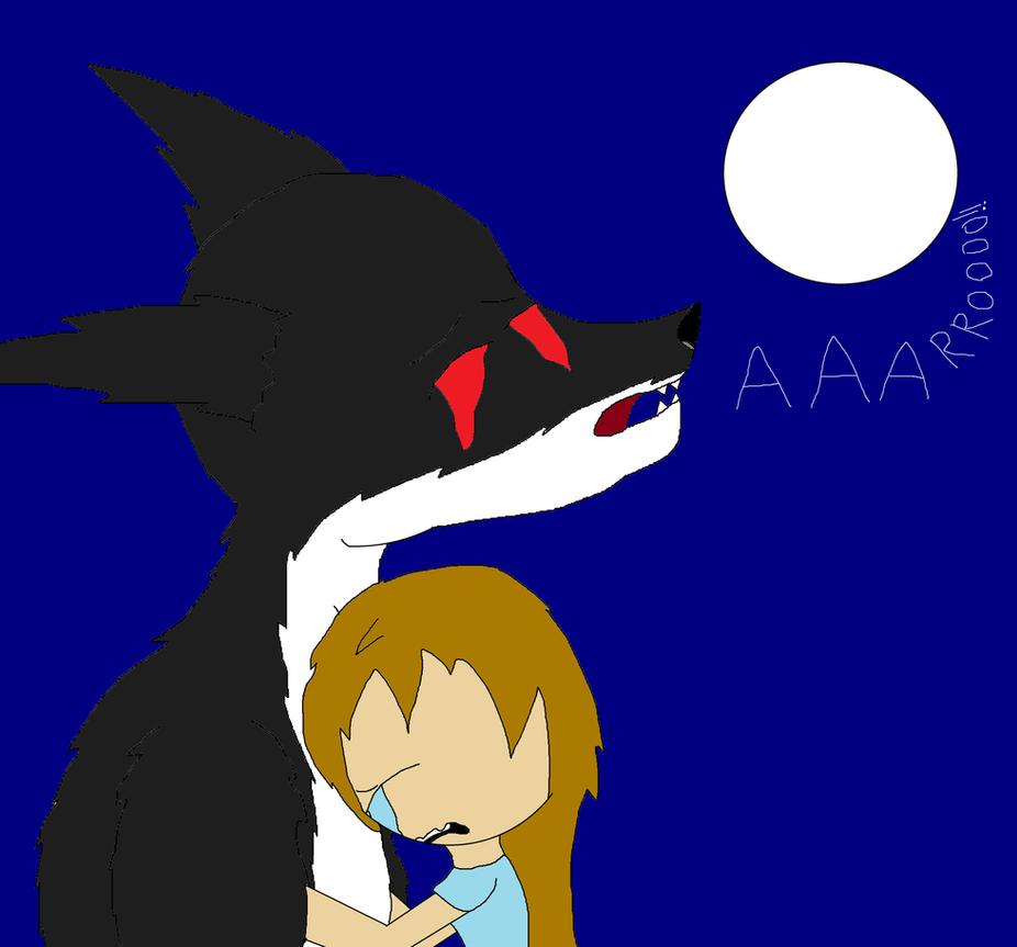 Werewolf Transformation 4 by Picture2841