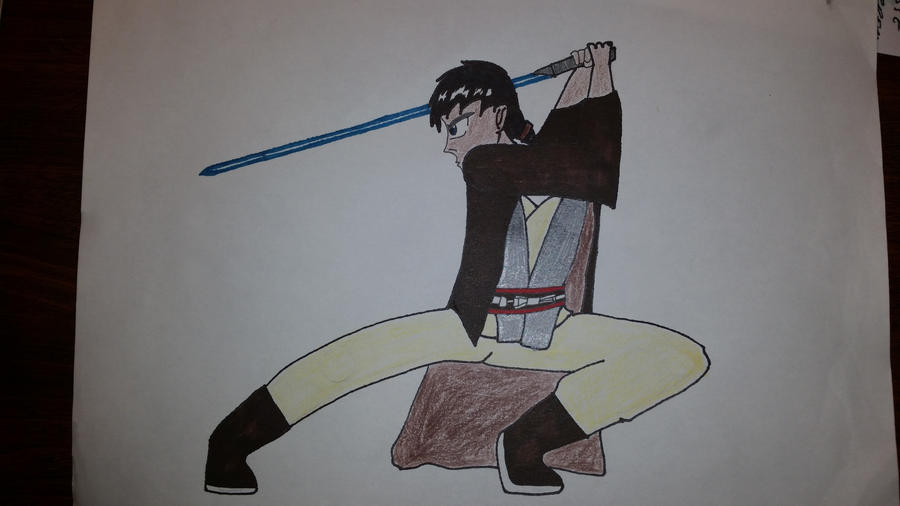 Jedi Knight Noah by Picture2841