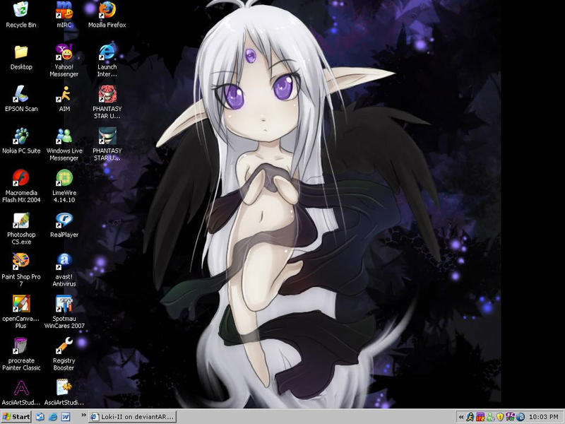 04.26.08 Desktop by Loki-II