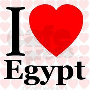 I LOVE EGYPT by crazy4demi