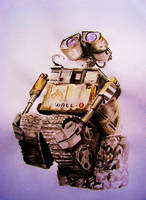wallE misses evE 3 by JupZje