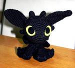 Baby Toothles crochet