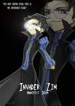 Invader Zim - Without Fear