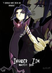 Invader Zim - Invader