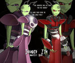 Invader Zim - Towers of Doom