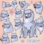 HP Sheet for Chioni