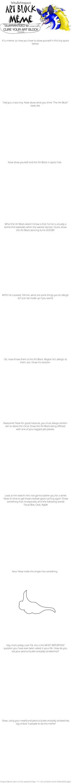Art Block Meme Blank by WindieDragon
