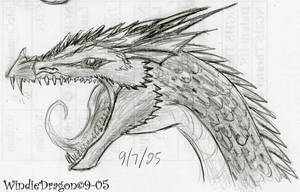 Vladmir Sketch by WindieDragon