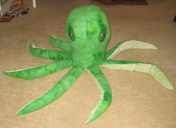 Octopus Pattern Plush Giant Octopus Plush by
