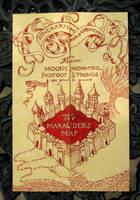 The Marauder's Map by Groovygirlsuzy17