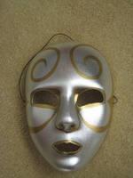 Death Eater Mask by Groovygirlsuzy17