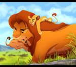 I could swear it was kion this time