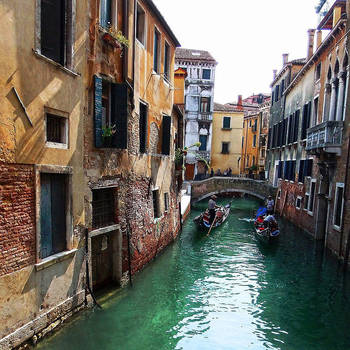 Late summer in Venice by FiorellaDePietro