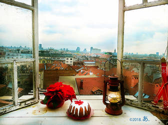 Open the Window and make a Wish by FiorellaDePietro