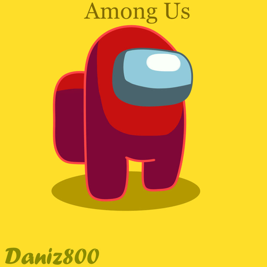 Among Us Fanart Daniz800 By Daniz800 On Deviantart