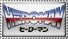Heroman stamp by Azyo-Mecha
