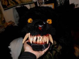Gypsy the Werewolf by Silent-Outbreak