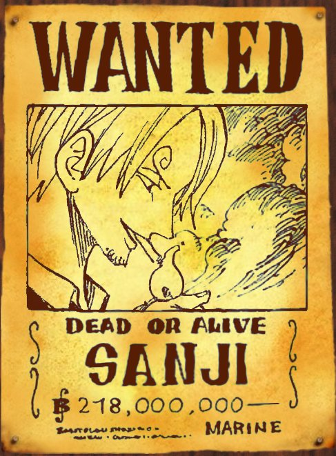 Créations de San999 [SPOIL] (Vous êtes prévenus ... One Piece Luffy And Zoro And Sanji