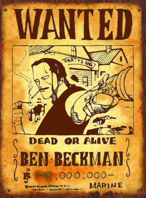 Ben Beckman Wanted_ben_beckman_by_San999