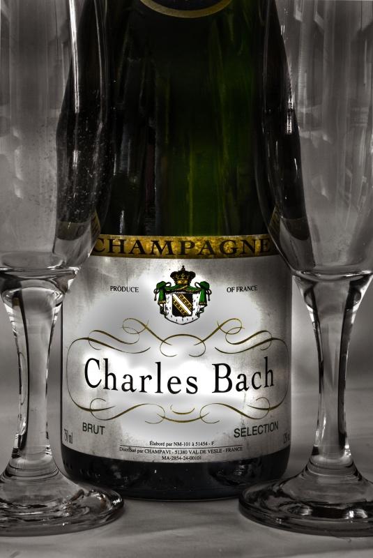 charles bach champagne
