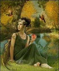 Songs under the apple tree by enayla