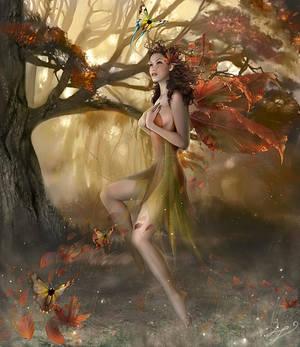 Autumn Whisperlings