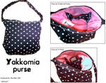 Polka PuNk Purse