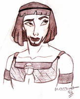 The Prince of Egypt3 by Yakkomia